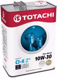 Моторное масло Totachi Fine Diesel 10W-30 (4 л.) 4562374690202