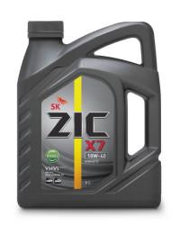 Моторное масло ZIC X7 Diesel 10W-40 (6 л.) 172607