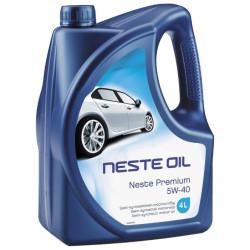 Моторное масло Neste Premium 5W-40 (4 л.) 053045