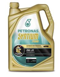 Моторное масло Petronas Syntium 7000 0W-20 (5 л.) 18365019