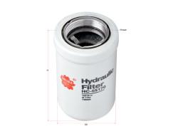 Масляный фильтр Sakura HC55170
