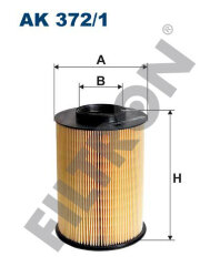 Фильтр воздушный Filtron AK3721