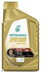 Моторное масло Petronas Syntium 7000 DMX 0W-20 (1 л.) 70293E18EU