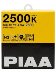 Автолампа PIAA Bulb Solar Yellow H3 2500K HY103-H3