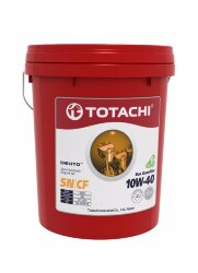 Моторное масло Totachi DENTO Eco Gasoline 10W-40 (18 л.) 4589904528613
