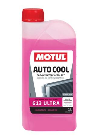 Охлаждающая жидкость Motul Auto Cool G13 Ultra (1 л.) 109115