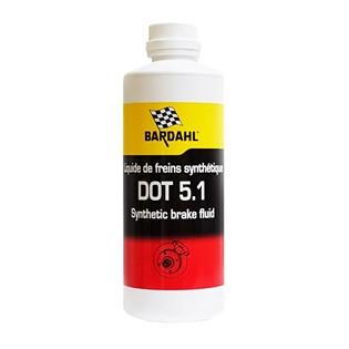 Тормозная жидкость Bardahl Brake Fluid DOT 5.1 (0,5 л.) 4959