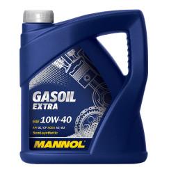Моторное масло Mannol Gasoil Extra 10W-40 (4 л.) 1170
