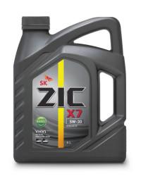 Моторное масло ZIC X7 Diesel 5W-30 (6 л.) 172610