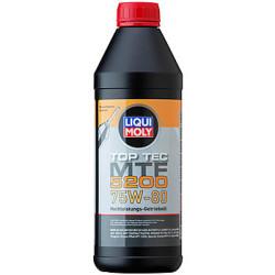 Трансмиссионное масло Liqui Moly Top Tec MTF 5200 75W-80 (1 л.) 20845
