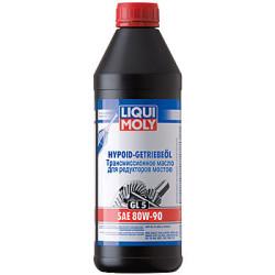 Трансмиссионное масло Liqui Moly Hypoid-Getriebeoil 80W-90 (1 л.) 3924