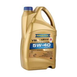 Моторное масло Ravenol VSI 5W-40 (4 л.) 1111130004