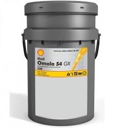 Редукторное масло Shell Omala S4 GX 320 (20 л.) 550026403