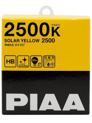 Автолампа PIAA Bulb Solar Yellow HB 2500K HY107-HB