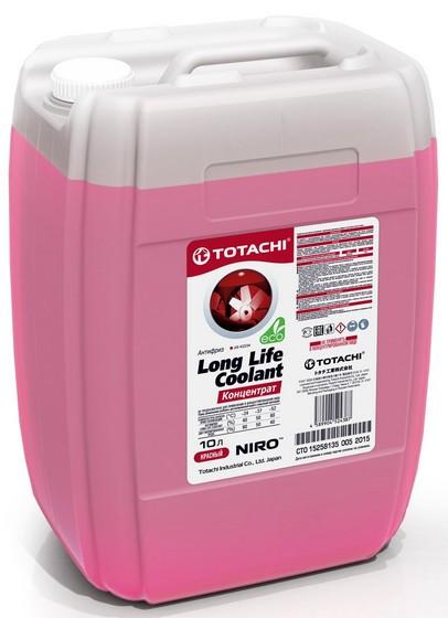Охлаждающая жидкость Totachi Niro Long Life Coolant (10 л.) 4589904524387