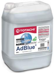 Водный раствор мочевины Totachi Niro AdBlue (20 л.) 4562374694187