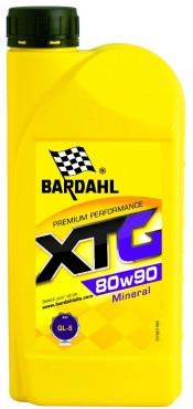 Трансмиссионное масло Bardahl XTG 80W-90 (1 л.) 36271