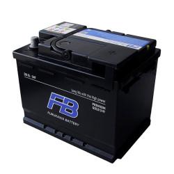 Аккумулятор Furukawa Battery Premium Gold SMF 65Ah 580A 242x175x190 о.п. (-+) LN2DIN65