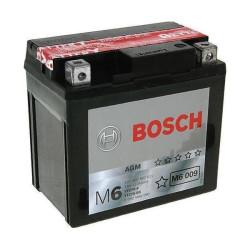Аккумулятор Bosch M6 12V 5Ah 120A 113x70x105 о.п. (-+) 0092M60090