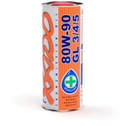 Трансмиссионное масло XADO Atomic Oil 80W-90 GL-3-4-5 (1 л.) XA 28119-XA 20119