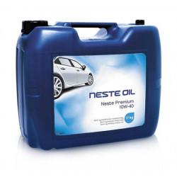 Моторное масло Neste Premium 10W-40 (20 л.) 054020