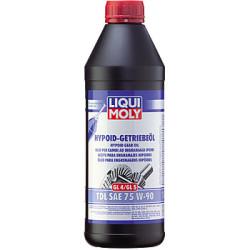 Трансмиссионное масло Liqui Moly Hypoid-Getriebeoil TDL 75W-90 (1 л.) 3945
