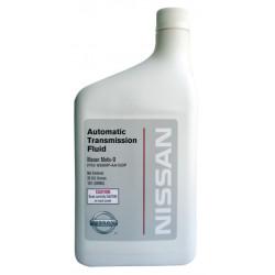 Трансмиссионное масло Nissan ATF Matic-D (1 л.) 999MP-AA100-P