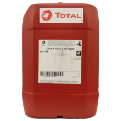 Трансмиссионное масло Total Transmission Dual 8 FE 80W-90 (20 л.) 201874