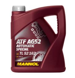 Трансмиссионное масло Mannol ATF AG52 Automatic Special (4 л.) 1358