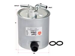 Фильтр топливный Sakura FS25020