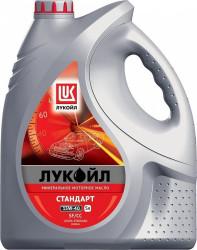 Моторное масло Лукойл Стандарт 15W-40 (5 л.) 19436