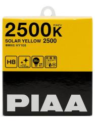 Автолампа PIAA Bulb Solar Yellow H8 2500K HY108-H8
