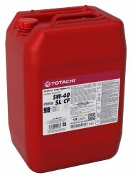 Моторное масло Totachi Niro Optima Pro 5W-40 (19 л.) 1C620