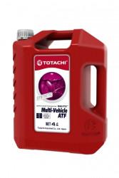 Трансмиссионное масло Totachi DENTO ATF Multi-Vehicle (4 л.) 4589904528705