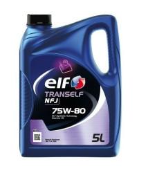 Трансмиссионное масло Elf Tranself NFJ 75W-80 (5 л.) 213874