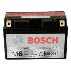 Аккумулятор Bosch M6 12V 7Ah 120А 0092M60080