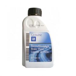Тормозная жидкость GM DOT 4 (0,5 л.) 1942421