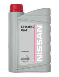 Трансмиссионное масло Nissan ATF Matic-D (1 л.) KE908-99931