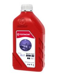 Трансмиссионное масло Totachi DENTO Hypoid Gear Oil GL-5 80W-90 (1 л.) 4589904935350