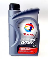 Трансмиссионное масло Total Fluidematic CVT MV (1 л.) 199474