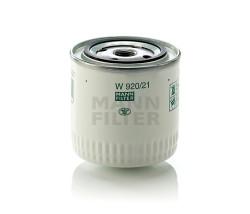 Фильтр масляный Mann-Filter W92021