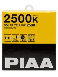 Автолампа PIAA Bulb Solar Yellow H11 2500K HY110-H11