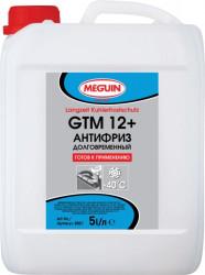 Антифриз Meguin Langzeit Kuhlerfrostschutz GTM 12+ (5 л.) 48001