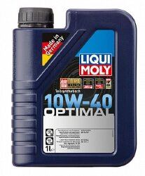 Моторное масло Liqui Moly Optimal 10W-40 (1 л.) 3929