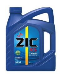 Моторное масло ZIC X5 Diesel 10W-40 (4 л.) 162660
