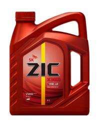 Моторное масло Zic X3000 15W-40 (6 л.) 172601