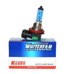 Автолампа Koito Whitebeam H11 4000K 0750W
