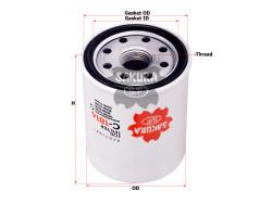 Фильтр масляный Sakura C1814