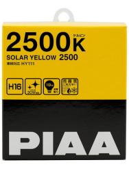 Автолампа PIAA Bulb Solar Yellow H16 2500K HY111-H16
