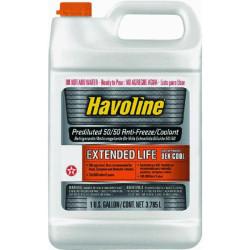 Охлаждающая жидкость Chevron Havoline Dexcool 50-50 ELC B (3,785 л.) 076568052287